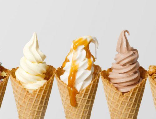 Točeni sladoledi se vraćaju